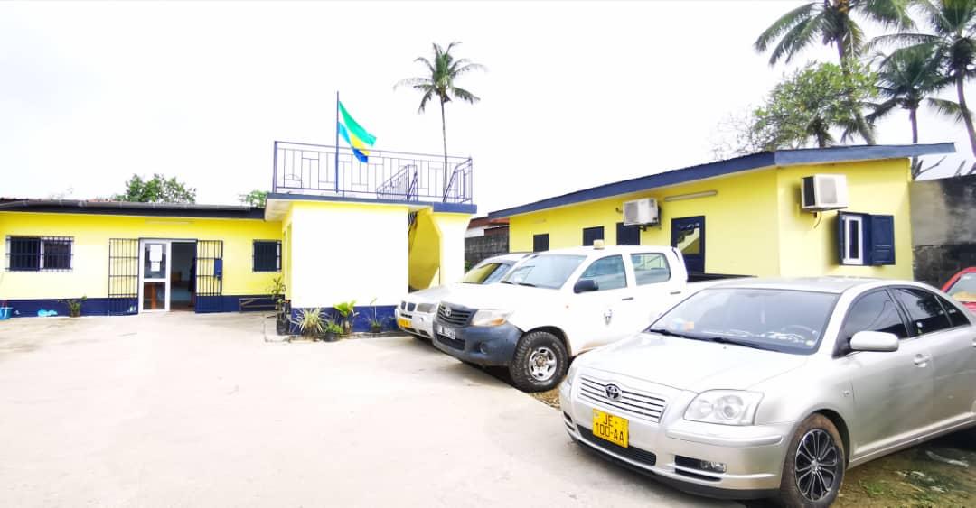 Setrag réhabilite une école et une brigade de gendarmerie dans la commune d'Owendo, à hauteur de 60 millions Fcfa !