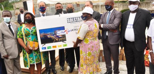 RSE : Cimaf au chevet des Orphelins, un engagement citoyen encore renouvelé !