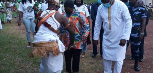 Gabon: Brice Constant Paillat appelle les responsables administratifs de Lastoursville à plus d'engagement pour le développement de la localité