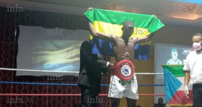 Boxe Arabe: deux Gabonais ravissent les titres de Champion d'Afrique en Guinée-Équatoriale