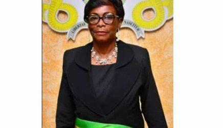 Chrîstine Mba Ntoutoume devient le nouveau maire de Libreville