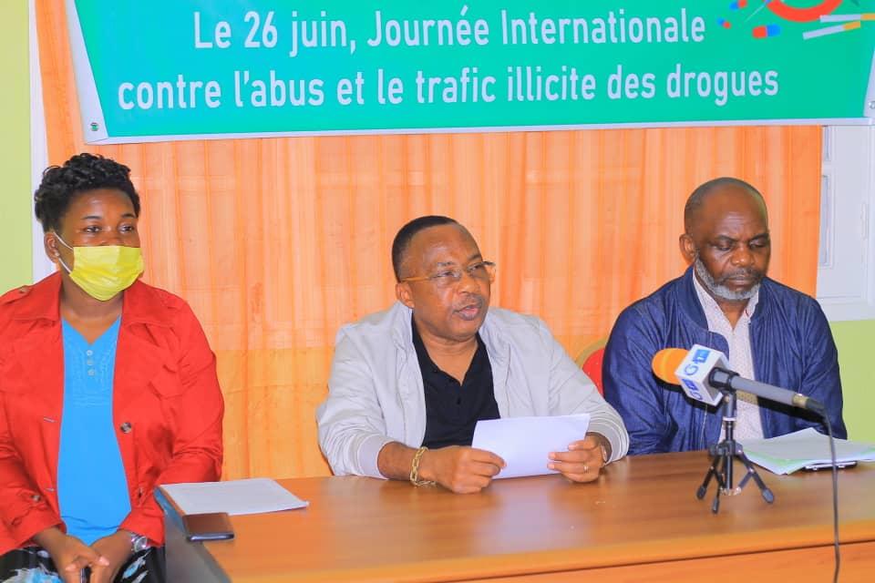 Lutte contre la consommation et les addictions aux drogues illicites: L'ONG «Agir pour le Gabon» toujours au front