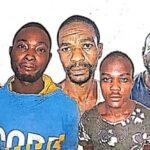 Braquage et vol à Mouila et Lambaréné: la «bande à Mboula» aux arrêts