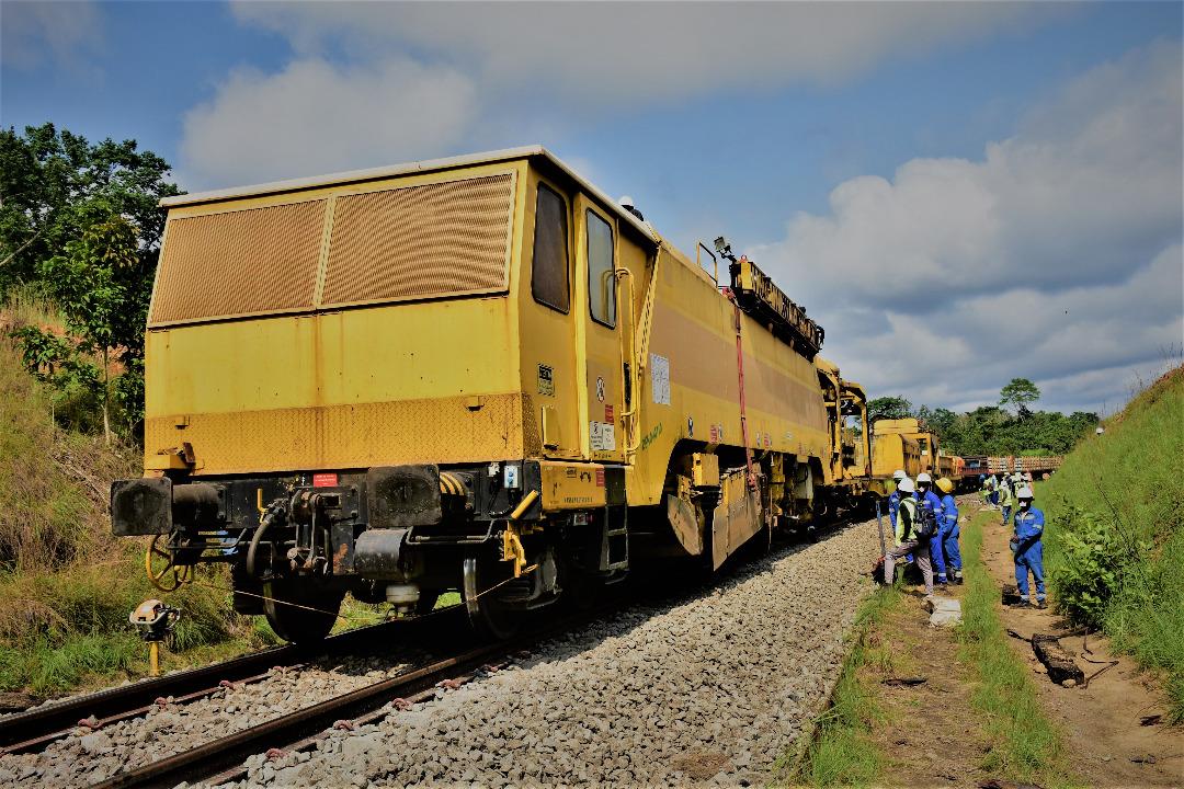 L'État Gabonais et la Setrag signent l'Avenant N°2 du Programme de Remise à Niveau de la voie ferrée