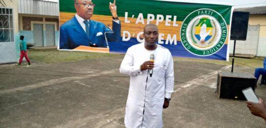 Dr Christel Donald Abessolo claque la porte de US et rejoint le PDG