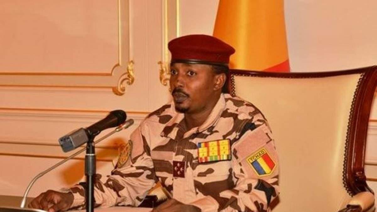 TCHAD: Déclaration de Mahamat Déby