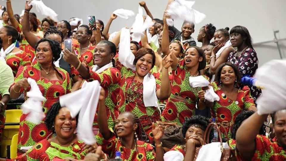 Célébration de la journée internationale de la femme africaine par le centre culturel gabonais