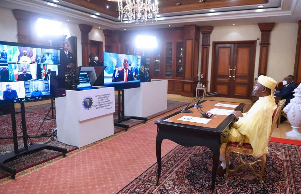 Gabon: Conférence des Chefs d'Etat et de Gouvernement de la CEEAC