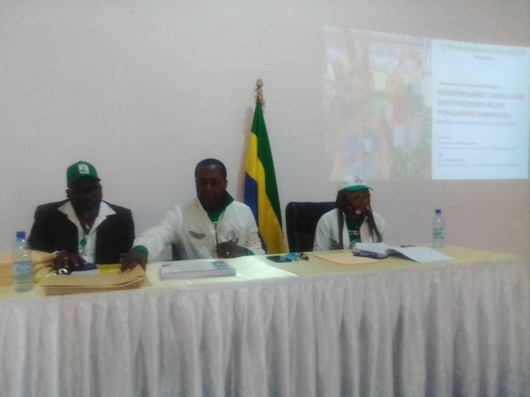 Séminaire sur le renforcement de l'autonomisation des populations gabonaises !