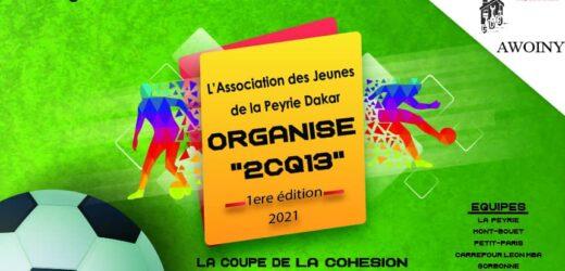 Football : l'honorable Sylvie Kotha Nzamba, marraine du tournoi «2CQ13»