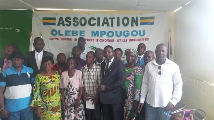 L'association Olebe Mpougou vent debout contre le tribalisme au Gabon