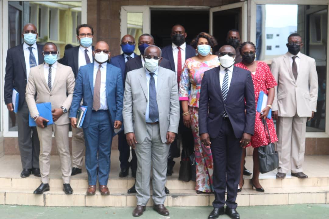 Gabon: le Fonds autonome national d'entretien routier tient son 1e Conseil d'administration
