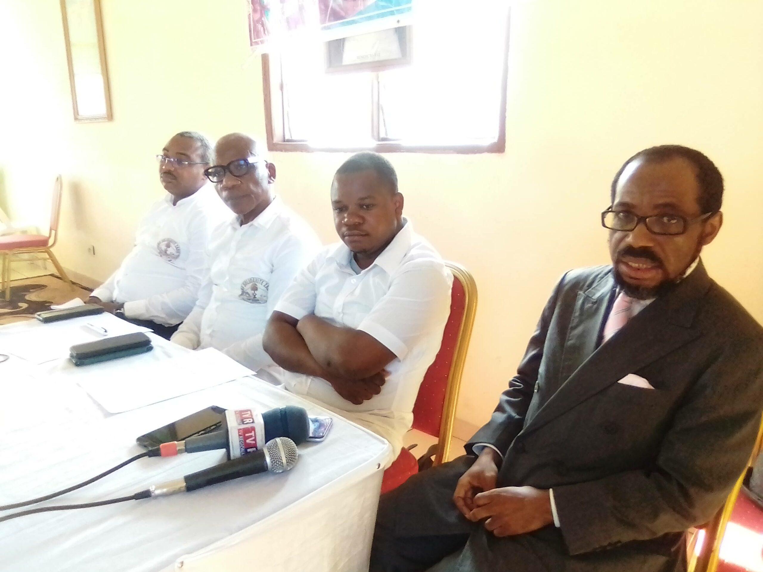 Première sortie officielle de l'ONG Solidarité Zadié: la priorité à la défense des intérêts des populations du département
