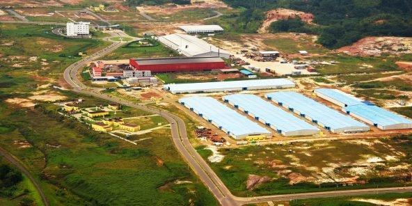 Gabon: GSEZ Nkok permet la première importation de Méthanol pour la production de la colle à contreplaqué