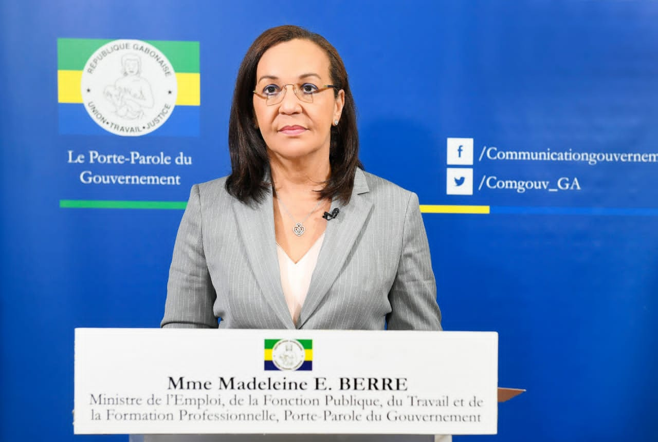Gabon: Communiqué final du Conseil des ministres du lundi 06 septembre 2021