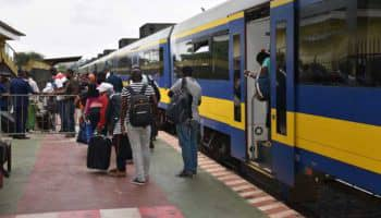 La Setrag initie un nouveau programme de circulation des trains voyageurs