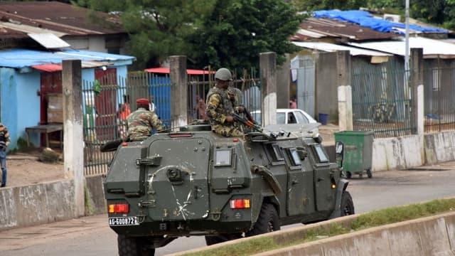 Guinée-Conakry : les forces spéciales revendiquent l'arrestation du président Alpha Condé