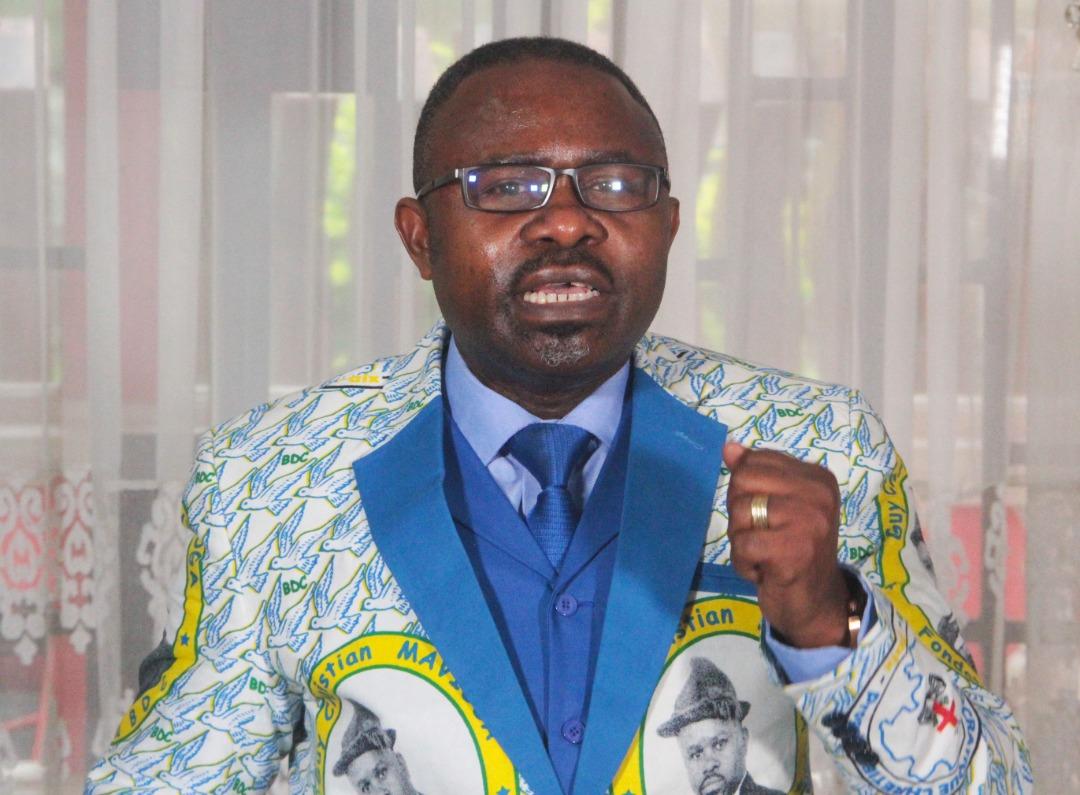 Gabon: décès de Guy-Christian Mavioga, Secrétaire exécutif du BDC (majorité)