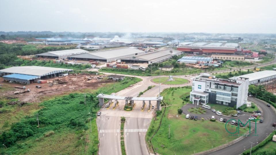 la Zone industrielle du Gabon obtient la certification «neutre en carbone» en Afrique